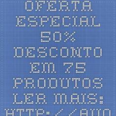 Oferta especial -50% Desconto em 75 produtos  Ler mais: http://avon-por-raquel-agostinho.webnode.pt/