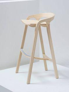 She Said stool _ Mattiazzi Baby Furniture Sets, Deck Furniture, Furniture Outlet, Furniture Design, Clearance Furniture, Wooden Stool Designs, Wooden Stools, Counter Stools, Bar Stools