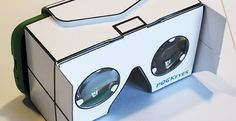 Pockeyes V2 Cardboard VR