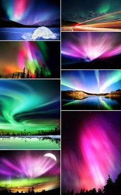 Northern Lights - Aurora Borealis - Science and Nature Northern Lights Trips, Alaska Northern Lights, See The Northern Lights, All Nature, Science And Nature, Amazing Nature, Beautiful Sky, Beautiful World, Beautiful Places