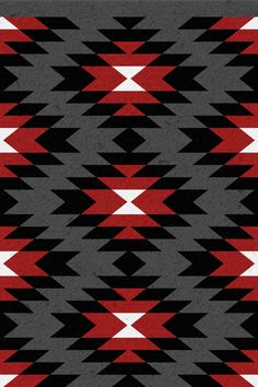 Free Navajo Rug Style Change sides to solid? Native American Rugs, Native American Patterns, Navajo Weaving, Navajo Rugs, Southwestern Quilts, Navajo Pattern, Crochet Phone Cases, Crochet Mobile, Custom Area Rugs