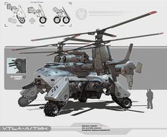 Vertical takeoff low altitude assault transport modular helicopter