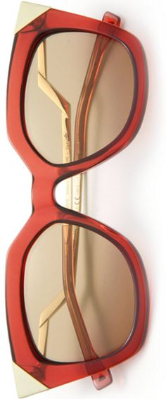 Fendi Zig-Zag 52MM Cat's-Eye Sunglasses |  LOLO❤︎