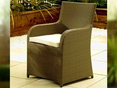 Rattan Chair - High quality synthetic rattan dining chairs - Garden ideas 2015 - by Living It Up