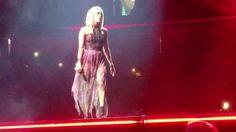 Carrie Underwood- Two Black Cadillacs live in Spokane - YouTube