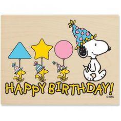 Happy Birthday to you! - Page 12 Peanuts Happy Birthday, Happy Birthday Greetings Friends, Cute Happy Birthday, Happy Birthday Vintage, Happy Birthday Pictures, Happy Birthday Messages, Happy Birthday Quotes, Snoopy Birthday Images, Snoopy Pictures