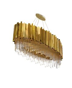Disover unique chandeliers inspirations for your luxury interior. Check more at luxxu.net