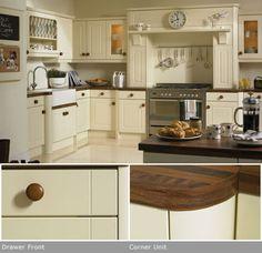 Replacement Kitchen Doors Staffordshire