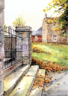 "Julie Morris ""Church Gates"""