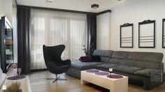 Salon - Styl Glamour - Pracownia InSide