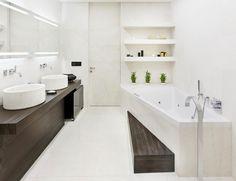 Строгая светлая☀🛀 #ванная — универсальное решение для современного интерьера. Воплотить такой интерьер в жизнь вы сможете по бесспорно низким ценам, если подбирать элементы будете в «СантехникаТут». 👇#сантехника #дизайнванной  Ванна: http://santehnika-tut.ru/vanny/ Унитаз: http://santehnika-tut.ru/unitazy/ Раковина: http://santehnika-tut.ru/rakoviny/