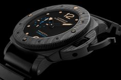 Three Panerai Luminor Submersible watches, one Panerai Radiomir, and one special novel reissue at SIHH 2015.