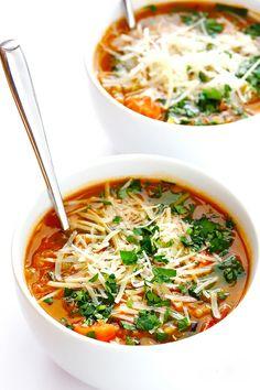 vegane suppen nach italienische art