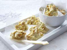 Unser beliebtes Rezept für Cornflakes-Kekse mit weißer Schokolade und mehr als 55.000 weitere kostenlose Rezepte auf LECKER.de.