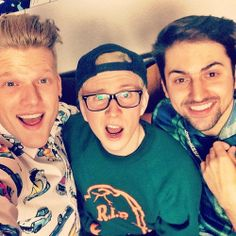 Superfruit and Tyler Oakley!?! My three favorite people in the world!