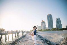 Brides: Engagement Photo Locations in Miami