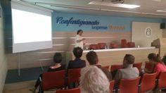 Luca Pianigiani docente del workshop sul sociale marketing per professionisti della comunicazione