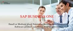 Small or Medium sized Enterprise looking for a Integrated Software product can choose SAP Business One - indusnovateur.com/sap/sap-business-one