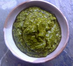 Bolted Arugula Pesto ~ When life gives you flowering arugula, make bolted arugula pesto! www.growforagecookferment.com