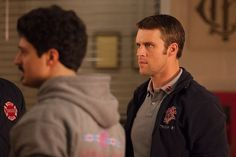 #ChicagoFire / NBC / Jesse Spencer / Lt. Casey