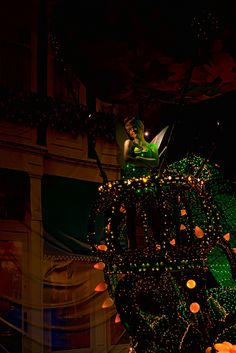 Disney's Electrical Parade - TinkerBell