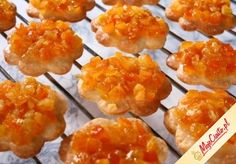 Przepisy na ciasta i desery - Mojeciasto.pl » Ciasteczka pomarańczowe