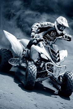 Yamaha four wheeler