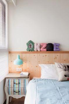 Un piso perfecto, alegre, femenino y lleno de color · A perfect, joyful, feminine and colorful apartment