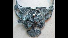 Collar Macrame, Macrame Colar, Macrame Bag, Macrame Necklace, Macrame Jewelry, Macrame Bracelets, Macrame Bracelet Patterns, Macrame Bracelet Tutorial, Macrame Patterns