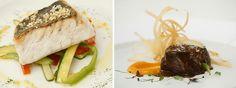 Platos culinarios, reportaje fotográfico para la página web del restaurante Uranga en Gipuzkoa.