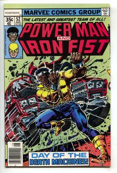Power Man And Iron Fist #5 NM Marvel, 2016