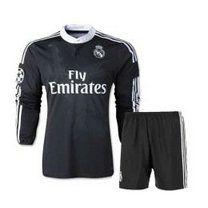 Real Madrid CF 2014-15 Season ls Jersey Kit(Shirt+Short) [A857]