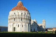 Baptistery Tuscany Italy (54 pieces)