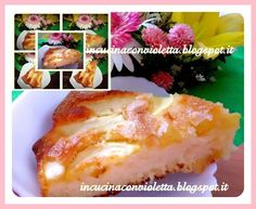 In Cucina Con Violetta: Torta di Mele Principessa Sofia