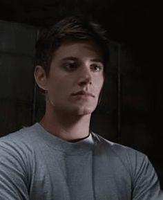 Jensen as Alec McDowell in Dark Angel (S2) #Jensen
