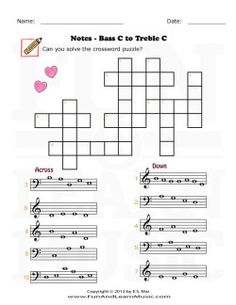 music worksheets notes trebleclef mc tc 005 teaching ideas pinterest treble clef clef and. Black Bedroom Furniture Sets. Home Design Ideas