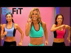Denise Austin: Retro Aerobics Cardio Workout