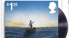 To celebrate Pink Floyd's anniversary, Royal Mail is issuing a set of Pink Floyd stamps. They're available in UK post offices on July but you can pre-order them now from the Royal Mail site. Royal Mail Stamps, Uk Stamps, Postage Stamps, Pink Floyd, The Endless River, Commemorative Stamps, Richard Wright, Roger Waters, British Rock
