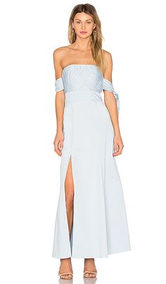 X REVOLVE Sandrine Maxi Dress