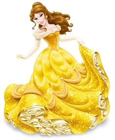 Images of Belle from Beauty and the Beast. Princesa Disney Bella, Bella Disney, Disney Princess Belle, Disney Princess Birthday, Disney Princess Drawings, Disney Princess Pictures, Disney Princess Dresses, Disney Drawings, Princess Rapunzel