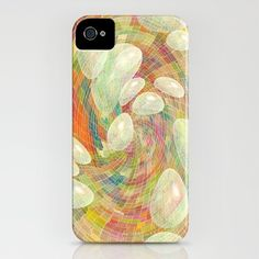 Rainbow Vortex - $35.00 - iPhone Case - By: Lisa Argyropoulos