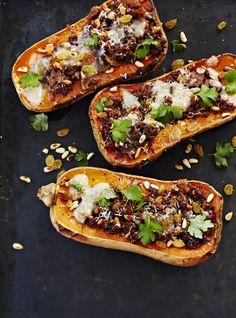 Food photography ideas. Butternut squash. Styling Sanna Kekalainen, photo Laura Riihelä.