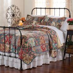 English Garden Quilt Set | Sturbridge Yankee Workshop