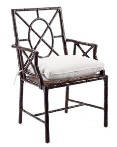 I love the Gillow Armchair by Hickory Chair on Williams-Sonoma.com