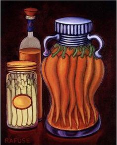 Fancy Oils IV (Will Rafuse)