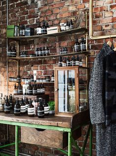 The most beautifull store in Norway. Scandinavian and French design Aesop Skincare, Trondheim Norway, Fashion Boutique, Scandinavian, Fashion Online, French, Paris, Luxury, Store