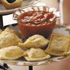 from taste of home toasted ravioli toasted ravioli 1 7k saves 155 ...