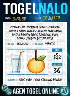 Angka Kode 6D Togel Wap Online TogelNalo DKI Jakarta 29 April 2017