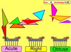 4.6C Classifying Triangles Game