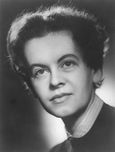 Marlen Haushofer - Austrian author, most famous for her novel The Wall. Nuremberg Trials, West Berlin, Writers And Poets, Important People, Short Stories, Strong Women, Videos, Novels, This Book